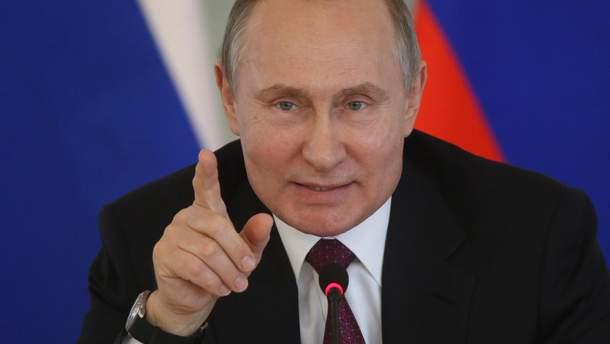 Путін готується до нової ескалації із Заходом