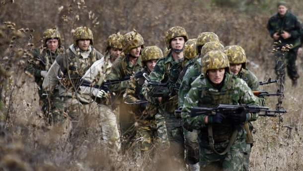 На кордоні з Україною розпочались масштабні військові навчання РФ