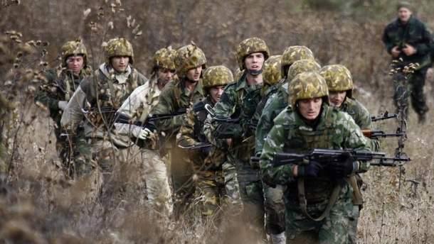 На границе с Украиной начались масштабные военные учения РФ
