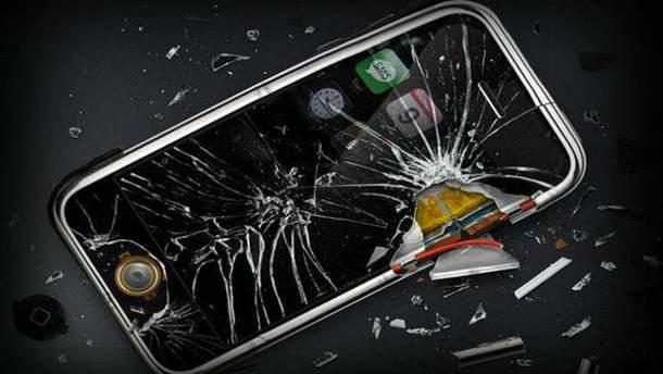 Найпоширеніші причини, чому ваш смартфон ламається