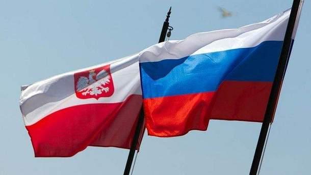 У Москві відреагували на ймовірне вислання російських дипломатів з Польщі
