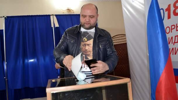 За Путіна найкраще голосували у Сирії, Дагестані та в його рідному Санкт-Петербурзі
