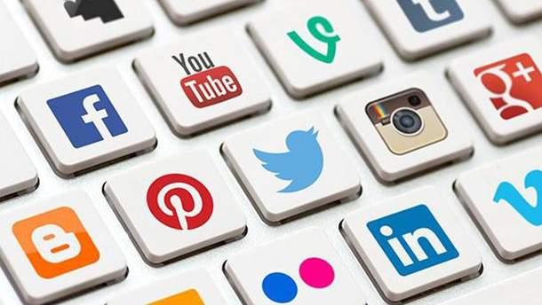 Какие социальные сети предпочитают украинцы
