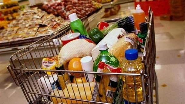 Отследить цены на продукты в Украине можно онлайн
