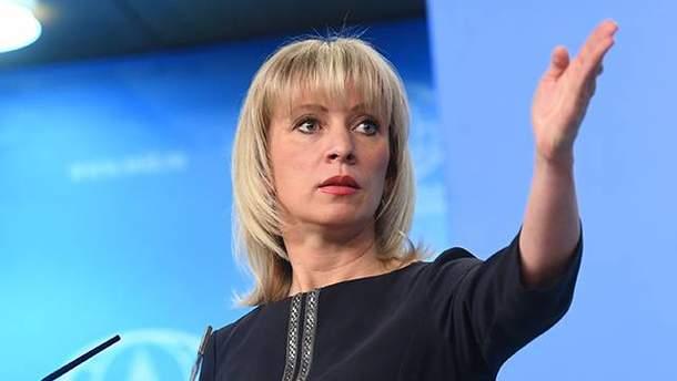 """Захарова прокомментировала слова Макаревича про """"злобных дебилов"""""""