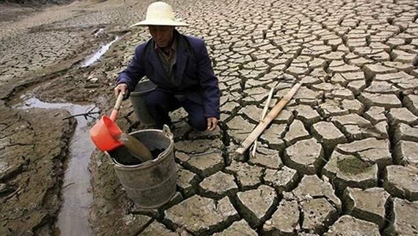 Половина людства опинилася під загрозою нестачі води