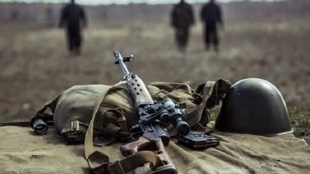 Российские оккупационные силы обстреляли позиции украинских военных на Донбассе