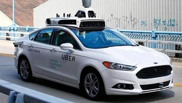 Поліція не знайшла провини автоматики Uber у смертельній ДТП в США