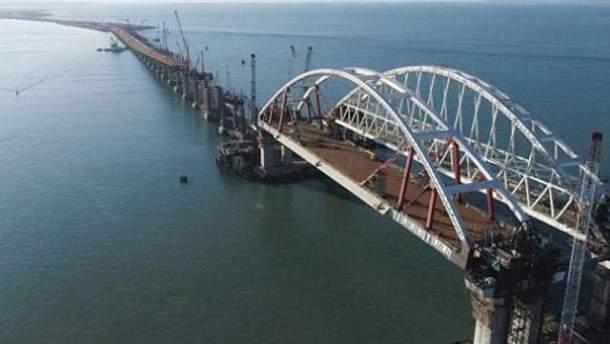 Российская власть хочет уже в мае открыть Крымский мост