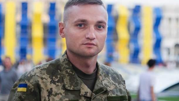 Самоубийство летчика ВСУ Владислава Волошина