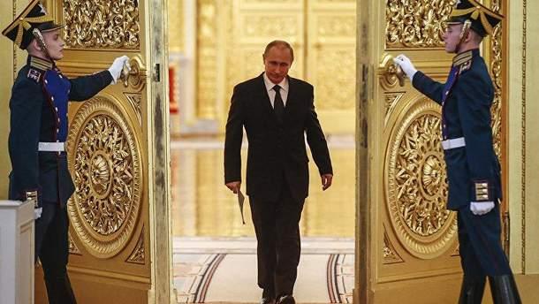 Путін прагнув не просто перемогти на виборах – він хотів свого роду коронації