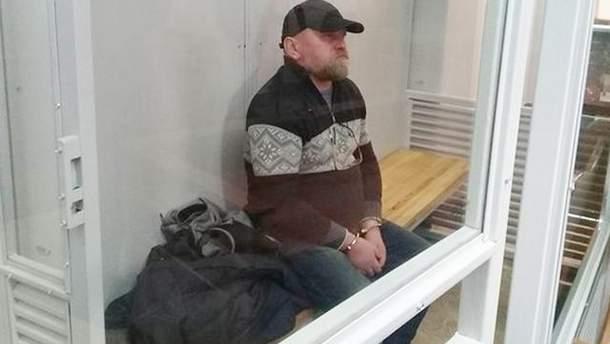 Апеляційний суд Києва залишив Рубана під арештом