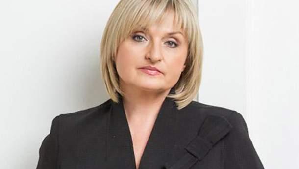 Луценко заявила, что разрывать дипломатические отношения с Россией пока что рано