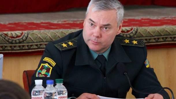 Наєв розповів про тактику військ, залучених до Операції Об'єднаних сил