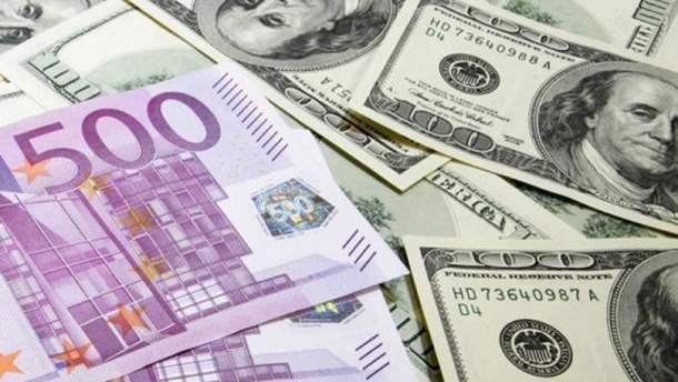 Готівковий курс валют 20 березня в Україні