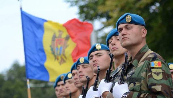 Молдова відмовляється від призову