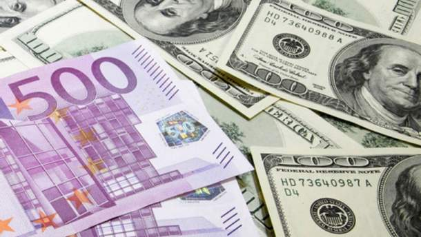 Наличный курс валют 20 марта в Украине