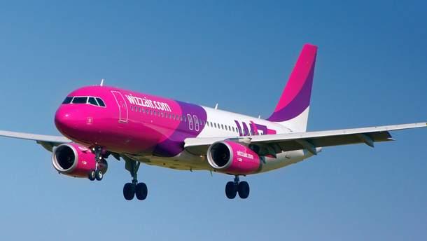 Лоукост Wizz Air влаштував одноденну акцію на всі рейси в Польщу і назад