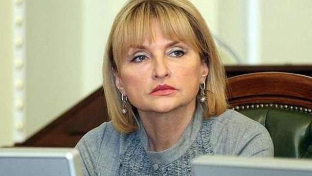 Луценко объяснила, почему Украина признала выборы Путина в России