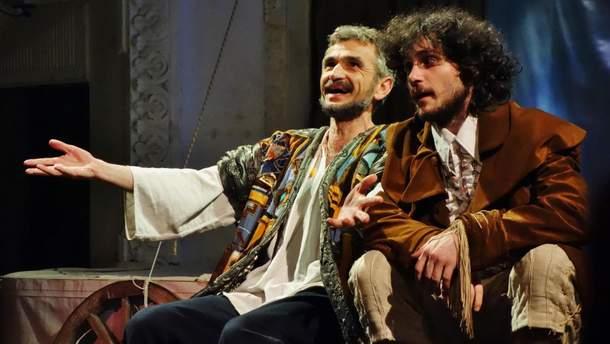 Ветерани і волонтери зіграють у п'єсі Шекспіра