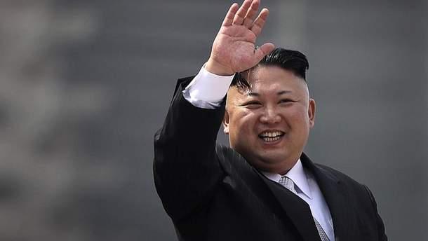 Ким Чен Ын поздравил Владимира Путина с победой на выборах