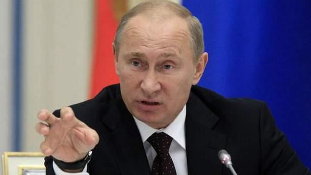 Путин – диктатор