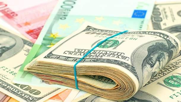 Курс валют НБУ на 22 березня