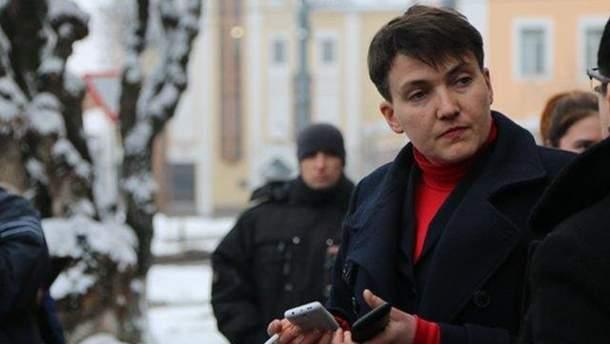 Надежда Савченко может быть агентом Кремля