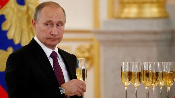 После победы Путина на выборах в России начнется клановая борьба