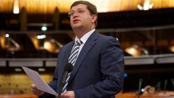 Вице-президент ПАСЕ Владимир Арьев