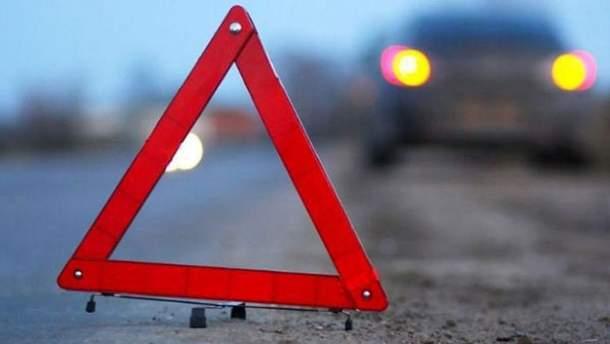 Авария на Запорожье (иллюстрация)