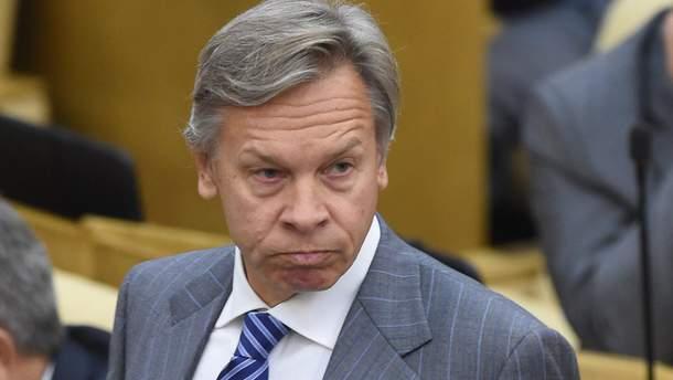 Российский политик Алексей Пушков