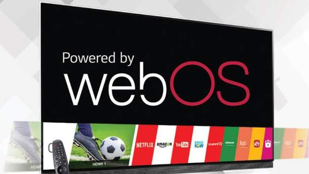 LG webOS open source edition
