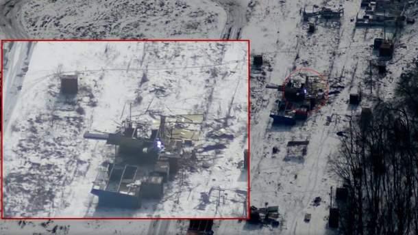 Новітні російські комплекси помітили на Донбасі
