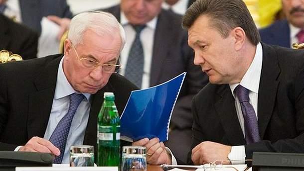 Суд по делу Януковича допросит Азарова
