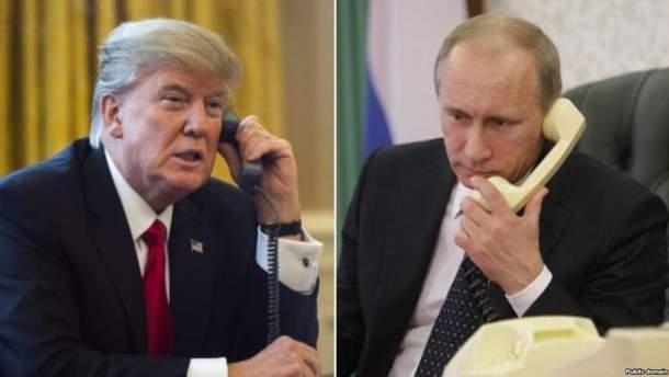 Трамп показує, що тримає руку на пульсі?