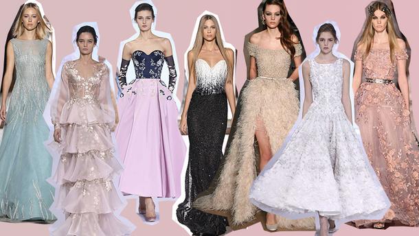 Випускні сукні 2018: фото