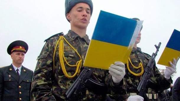Весняний призов 2018 в Україні на строкову військову службу