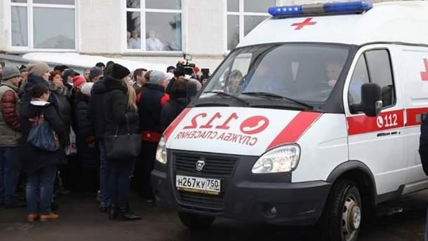 У підмосковному містечку Волоколамськ дітям стало зле через викид сірководню на сміттєвому полігоні