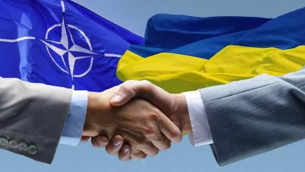 Україна може має стати членом НАТО у найближчому десятиріччі