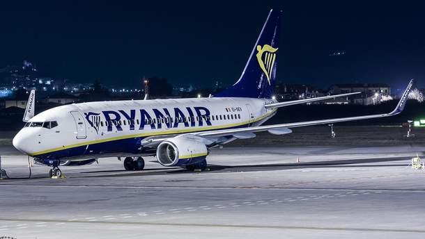 Ryanair повертається в Україну
