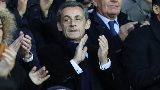Ніколя Саркозі висунули звинувачення