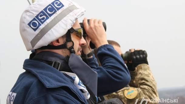 За сутки на Донбассе зафиксировано более 140 взрывов, – ОБСЕ