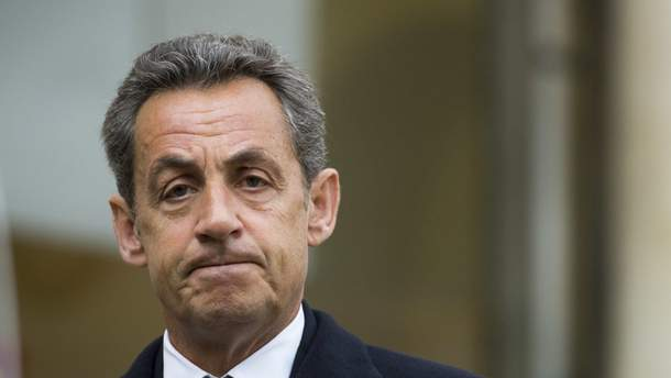Саркози вышел на свободу после допроса, который длился более суток