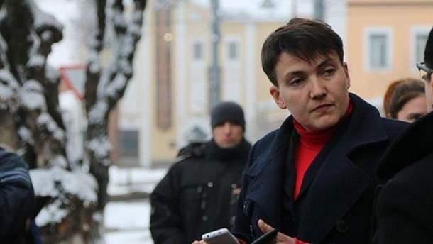 Комитет одобрил снятие неприкосновенности с Савченко