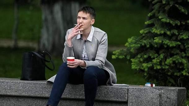 Савченко балотуватиметься на пост президента України