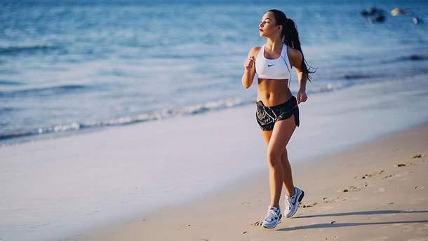 Поради для правильного бігу