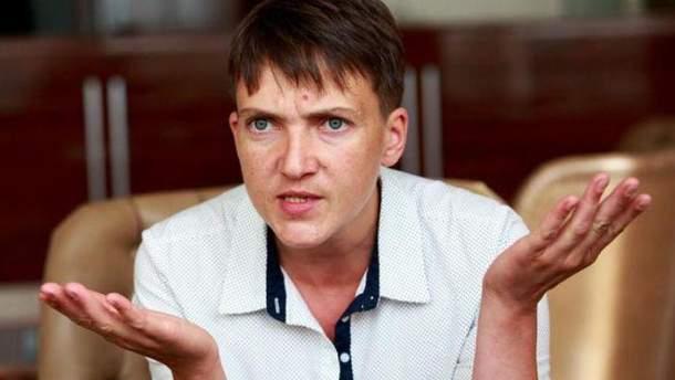 С Савченко проведут психиатрическую экспертизу, заявил Луценко