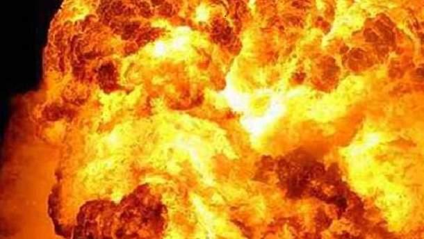 Взрыв на заводе в Чехии