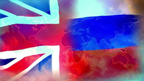 Кремль може викрити шпигунів Британії у відповідь на вислання російських дипломатів